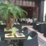 mobilier terrasse chr