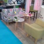 espace mobilier lounge sur le salon agecotel