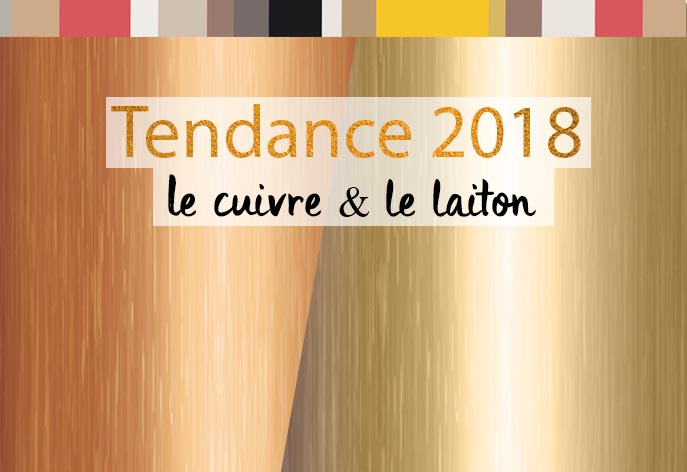 Le laiton en 2018 couverture news