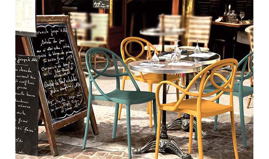 Chaise et Fauteuil Toscane.