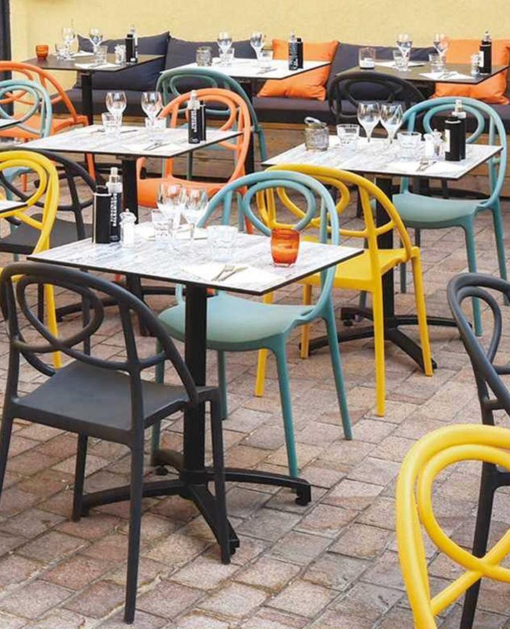 Restaurant terrasse toscane