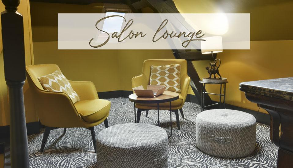 Article salon lounge par Ligne Vauzelle